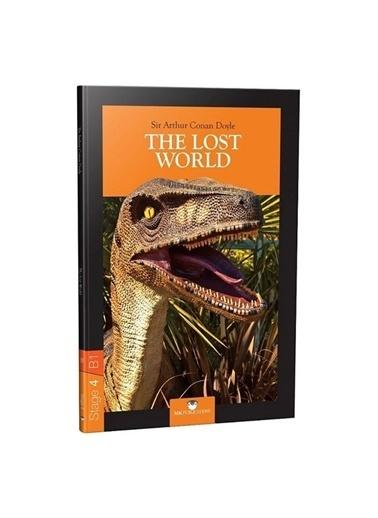Panel Kırtasiye The Lost World Stage 4 B1 MK Publications Renkli